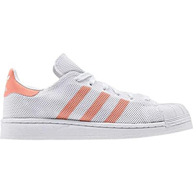 adidas Originals Baskets Superstar Blanc Femme