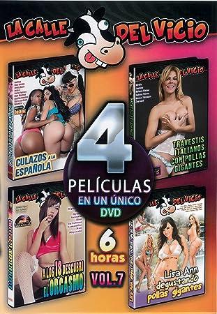 Dvd porno maduras