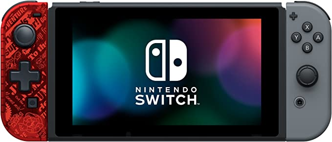 Controlador HORI D-Pad (L) con licencia oficial – Nintendo Switch ...