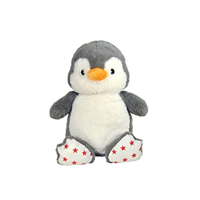 Cloud Island Holiday Plush Penguin: Toys & Games