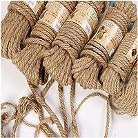 Cuerda de yute 10M natural de yute bramantes