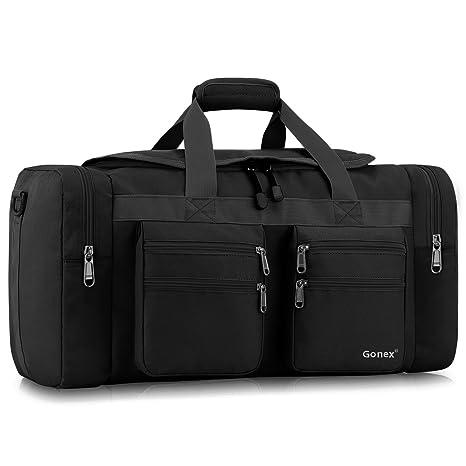 Amazon.com  Gonex 45L Travel Duffel b3a9f34cfad7e