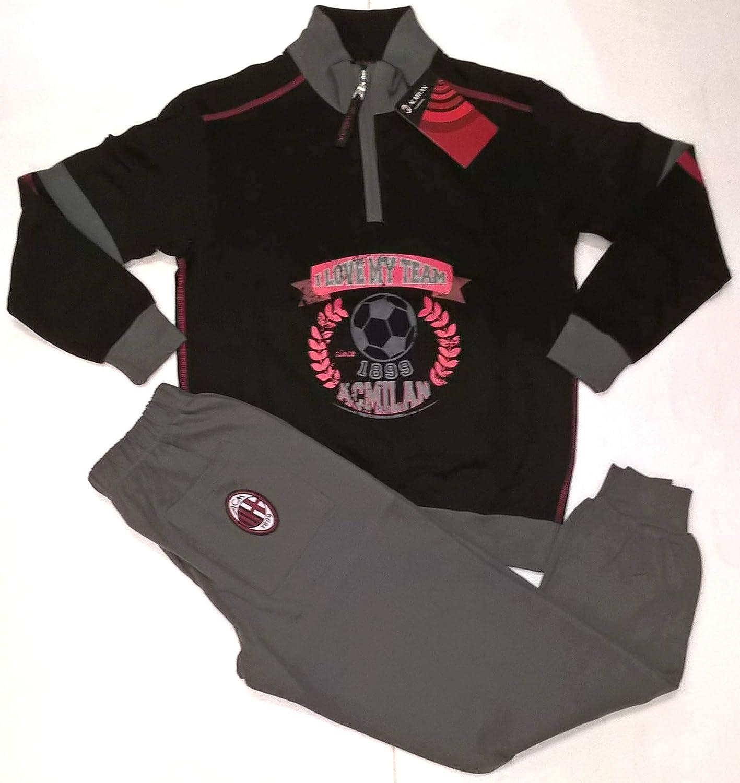 Milan Pijama Afelpado Homewear chándal Producto Oficial de Hombre ...