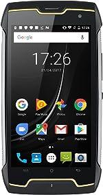 CUBOT Kingkong (2020) Android 10 Rugged Smartphone Unlocked, 4400mAh Big Battery,