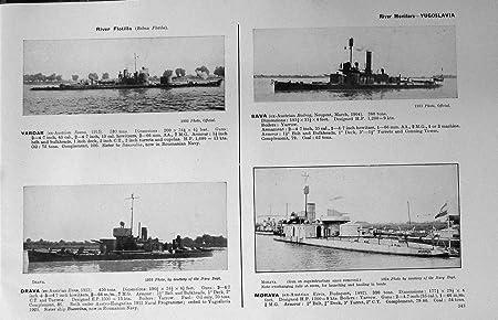 1953-54 Yugoslavia Ships Yarda...