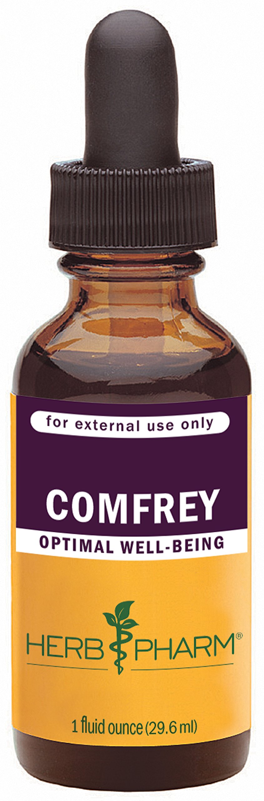 Herb Pharm Certified Organic Comfrey Extract - 1 Ounce