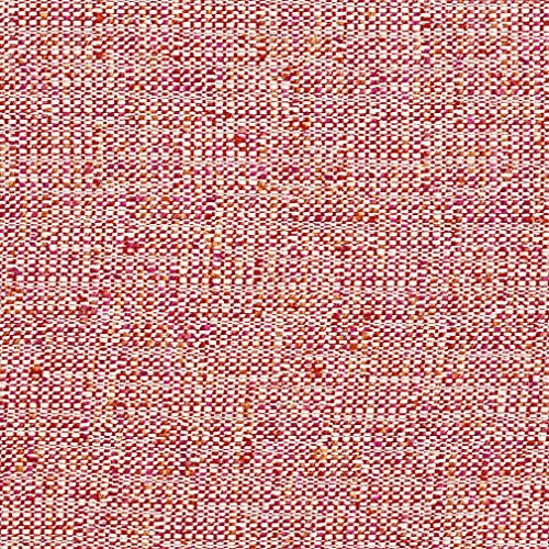 Raspberry Pink Rose Juvenile Plain Solid Crypton Tweed Textures Bacteria and Mildew Resistant Green Eco Friendly Performance Grade Fade Resistant Upholstery Fabric by the - 30 Tweed Rose
