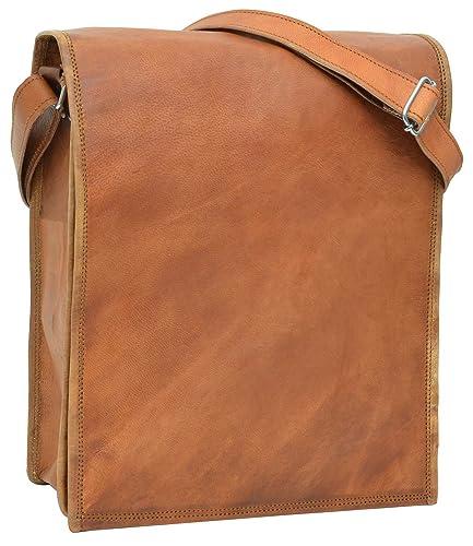 33c6af0293d49 Gusti Leder nature  quot Finn quot  Notebooktasche 13 quot  Ledertasche  Umhängetasche Vintage Unitasche College Style