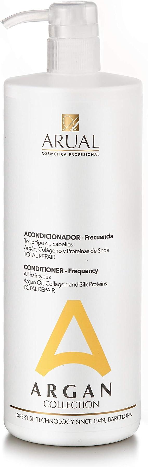 Arual Acondicionador Argán 1L: Amazon.es: Belleza