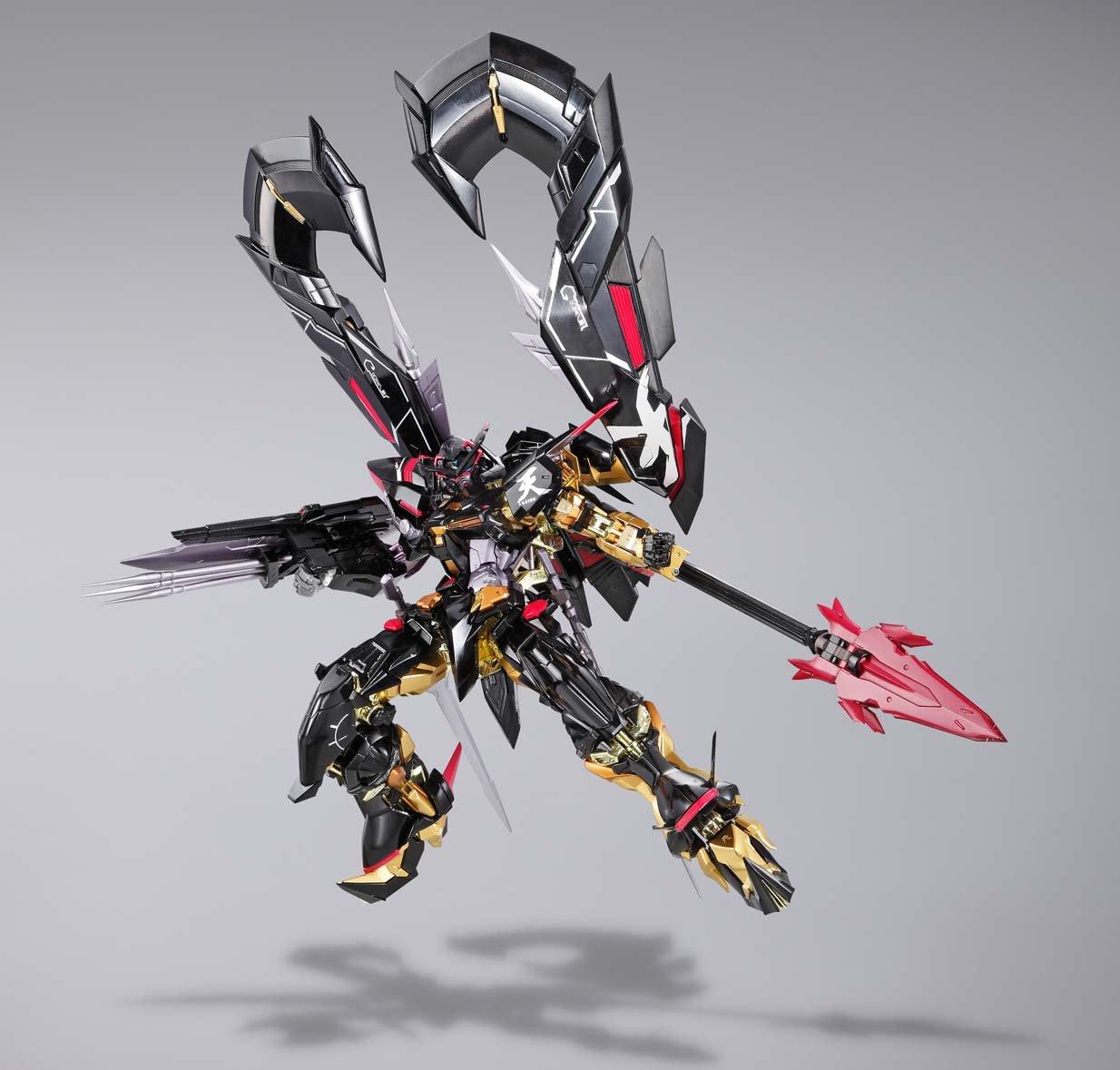 Buy Bandai Tamashii Nations Metal Build Gundam Astray Gold Frame ...