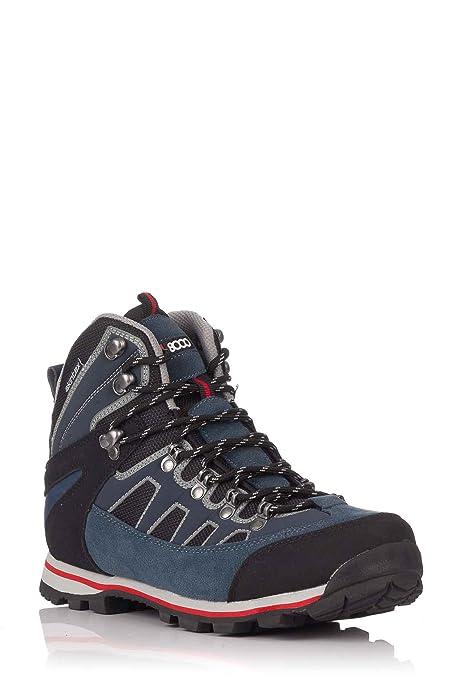 + 8000 Bota Trekking con skintex: Amazon.es: Zapatos y complementos