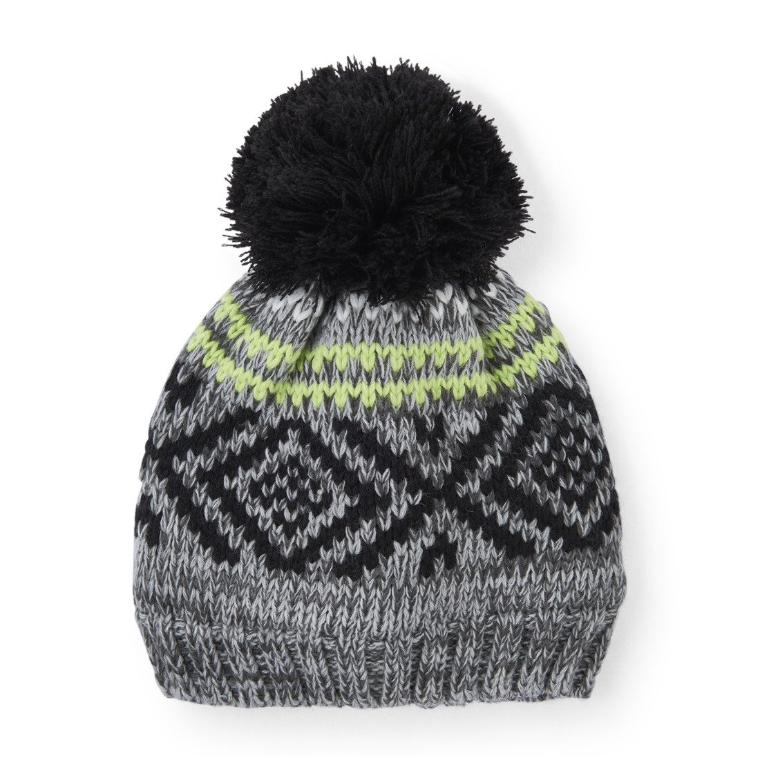 The Children's Place Boys' Big Marled Fairisle Cold Weather Hat 2089957