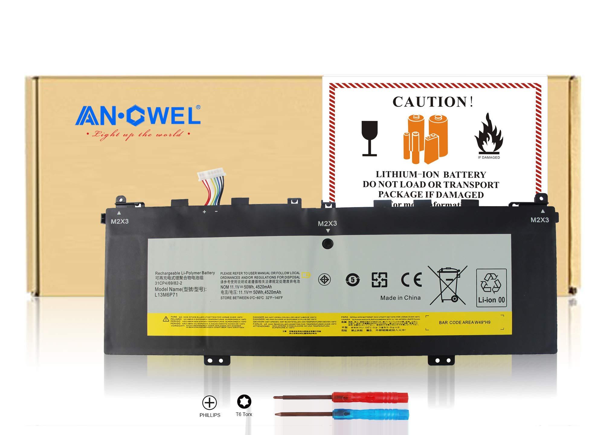 Bateria L13M6P71 Lenovo IdeaPad Yoga 2 13 Series P/N L13S6P7