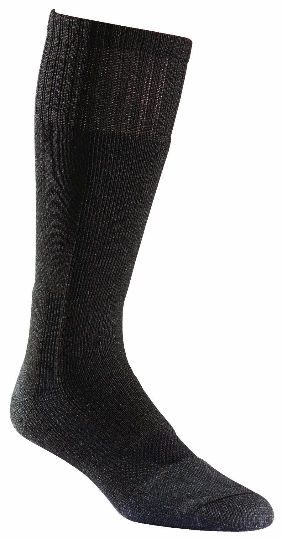 Fox River Military Wick Dry Maximum Mid Calf Boot Sock (XLarge/Black) by FoxRiver
