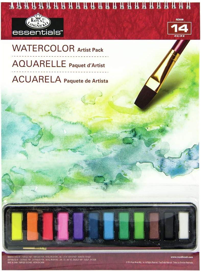 Kit de coj¨ªn de papel de acuarela -: Amazon.es: Hogar