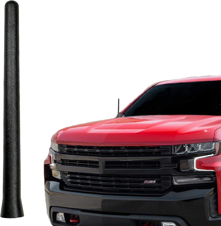 "2016-2019 GMC Acadia 6 3//4/"" SHORT Custom Rubber Antenna Mast FITS"