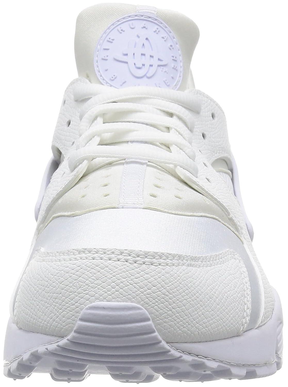 NIKE Damen Weiß Air Huarache Run Trainer, Weiß Damen (Weiß/Weiß) 864ff2