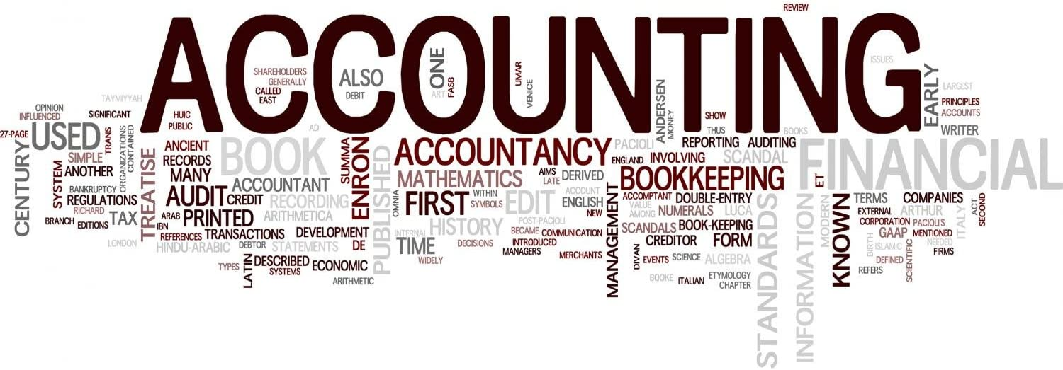 Wallmonkeys Accounting Wall Decal Peel and Stick Graphic WM149312 (24 in W x 21 in H)