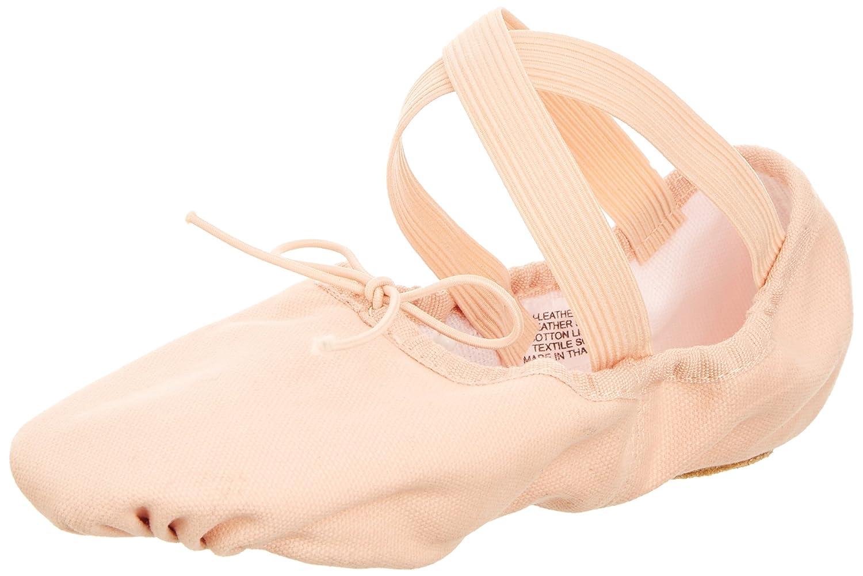 Mediapunta de ballet color negro y rosa ballet - BLOCH S0277L 7.5-C (40.5 EU), Rosa ballet