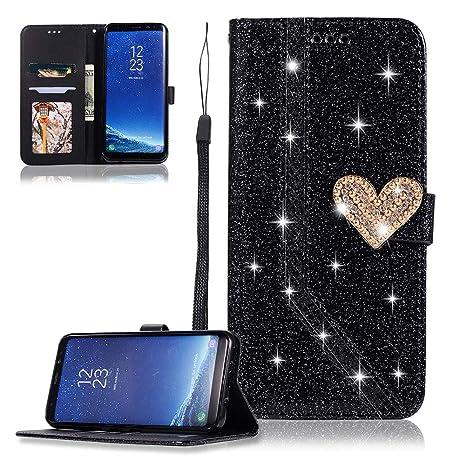 FNBK Compatible con Funda Samsung Galaxy S8 Plus Carcasa ...