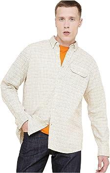 Aigle - Camisa de Cuadros-Huntjack-Hombre: Amazon.es: Deportes y aire libre