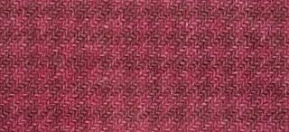 "product image for Weeks Dye Works Wool Fat Quarter Houndstooth Fabric, 16"" by 26"", Begonia"