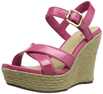 UGG New Australia Jackilyn Princess Pink 9.5 Women's Sandals