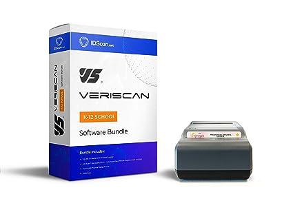 Visitor Management Desktop Solution with M280 2D MSR Flatbed Scanner -  IDWare