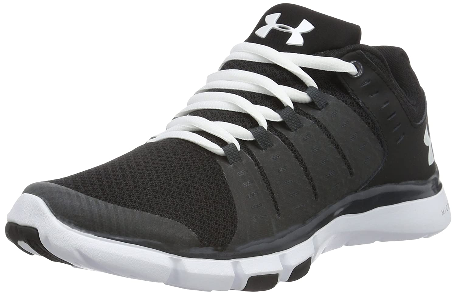 Under Armour Damen Micro G Limitless Training 2 Hallenschuhe  Schwarz (schwarz)