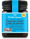 Wedderspoon Raw Manuka Honey KFactor 12, 8.8-Ounce Jar