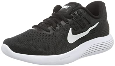 100% authentic 49a73 64e50 Nike Womens Lunarglide Black / White - Anthracite