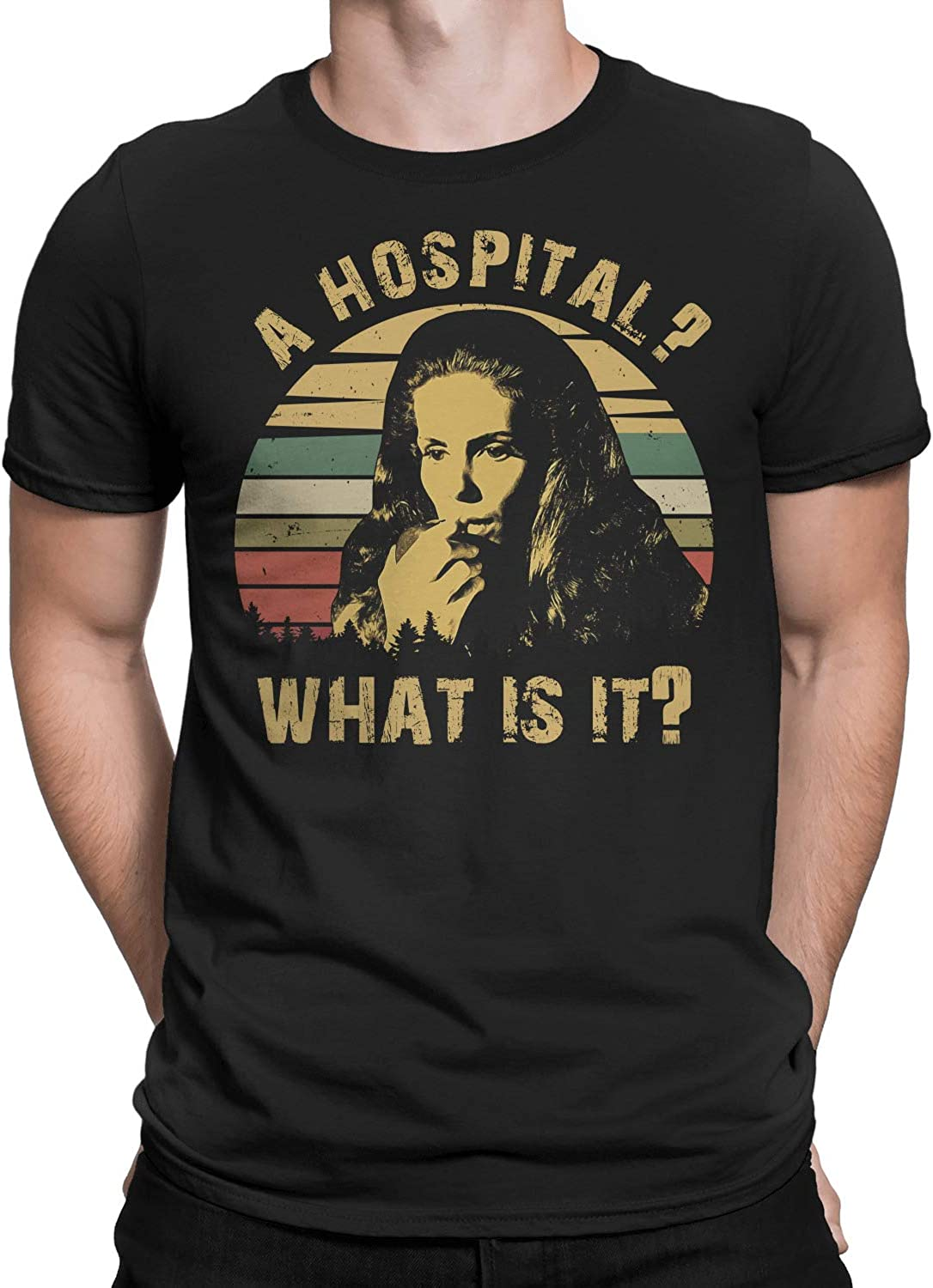 A Hospital What is It Vintage T-Shirt