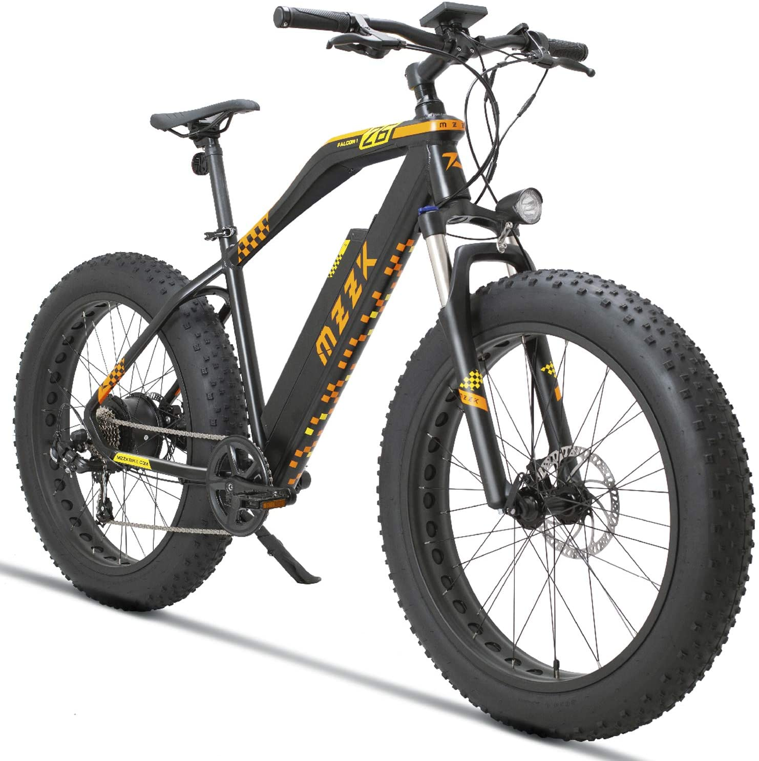 MZZK Electric Bike 7