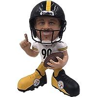 $39 » T.J. Watt Pittsburgh Steelers Showstomperz Mini Bobblehead NFL