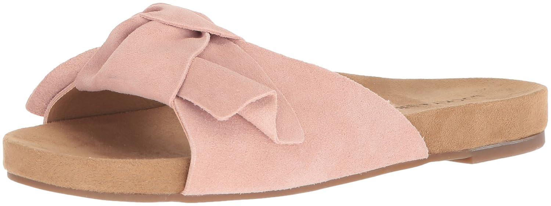Lucky Brand Women's Florene Slide Sandal B077JC1FZP 12 M US|Misty Rose