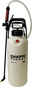 Chapin International G3000P Lawn-and-Garden-Sprayers, Translucent White