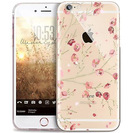 coque iphone 5 fleur