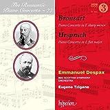 Bronsart/Urspruch: Piano Concertos [Emmanuel Despax; BBC Scottish Symphony Orchestra; Eugene Tzigane] [Hyperion: CDA68229]