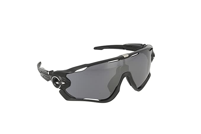Oakley Gafas de sol Sonnenbrille Jawbreaker Polished Black, 1: Amazon.es: Ropa y accesorios