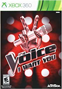 The Voice: I Want You - Xbox 360 (apenas software)