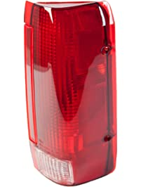 TYC 11-1885-01-1 Replacement right Tail Lamp (FORD), 1 Pack