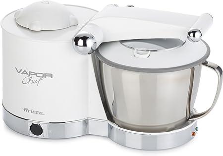 DeLonghi Ariete 990 Vapor Chef - Robot de cocina con función de vapor (1400 W): Amazon.es: Hogar
