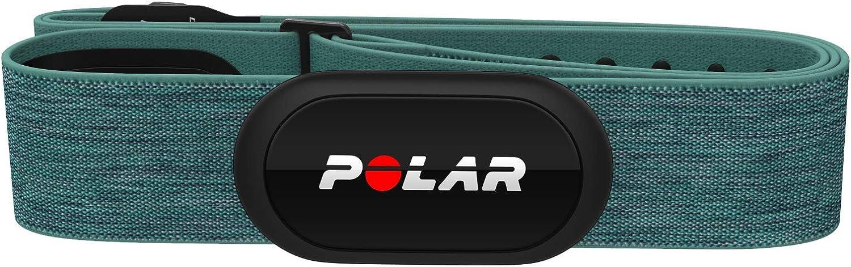 Polar H10 Sensor de frecuencia cardíaca - ANT+, Bluetooth, ECG ...