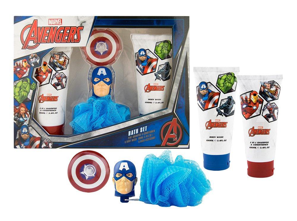 Avengers Vendicatori Capitan America per Bambini - 3 Pezzi Corsair MC3919