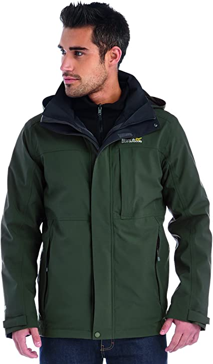 Regatta Mens Northmore 3in1 Jacket