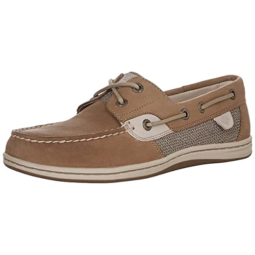 Koifish Core Boat Shoe Linen Oat