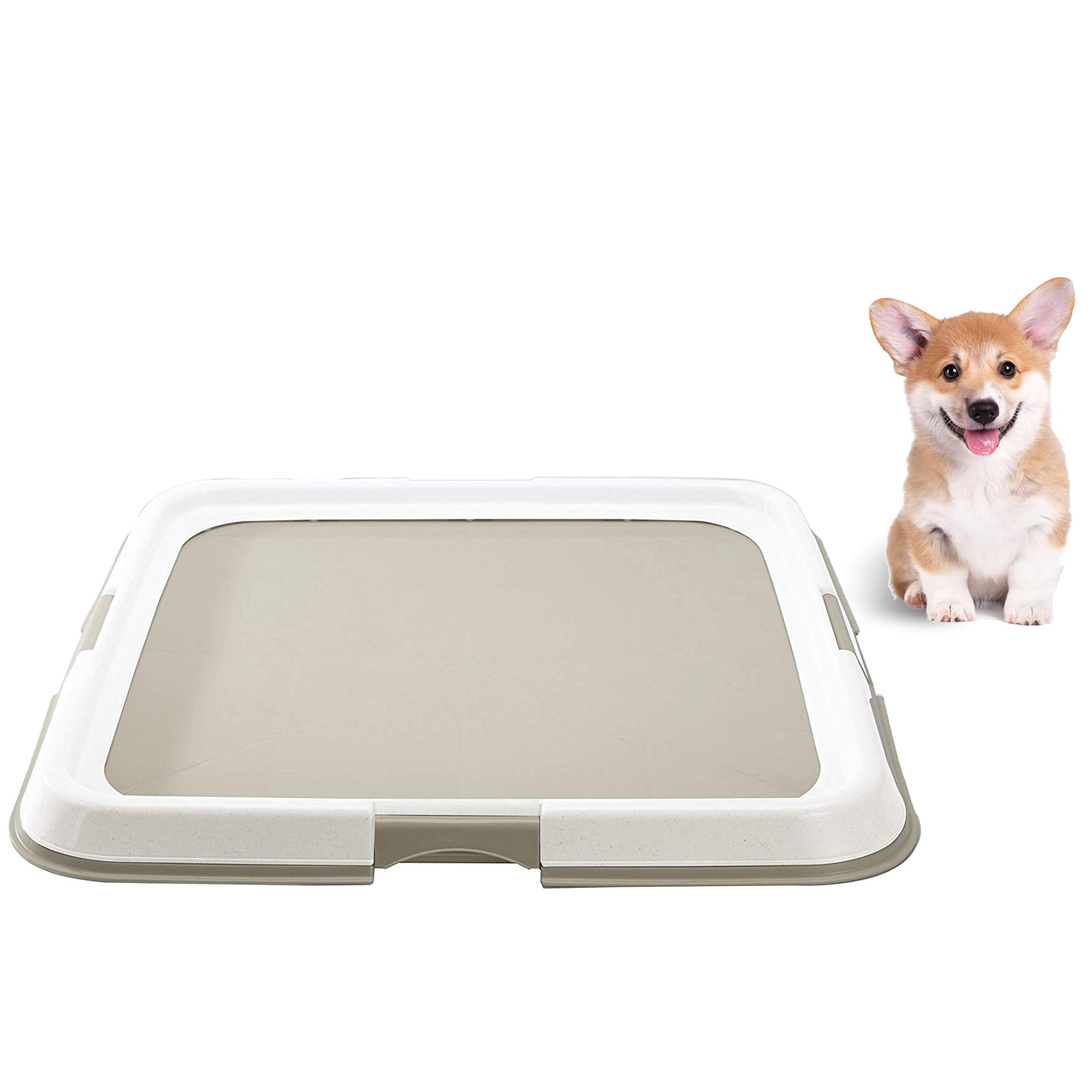 Dogit Puppy Pad Holder Tray, Training Pad Holder for Pee Pads for Dogs by Dogit
