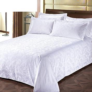 Se7ven Fünf Sterne Hotel Bettwäsche Baumwolle Jacquard Blätter