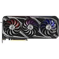 ASUS ROG Strix NVIDIA GeForce RTX 3070 Ti OC edycja karta graficzna do gier (PCIe 4.0, 8 GB GDDR6X, HDMI 2.1…