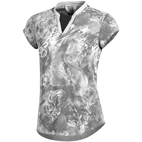 c44fc1c7 Under Armour Women's Threadborne Course Print Polo - 000 White - Small